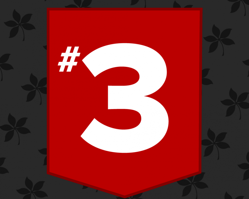 Online nursing master's program ranked number 3