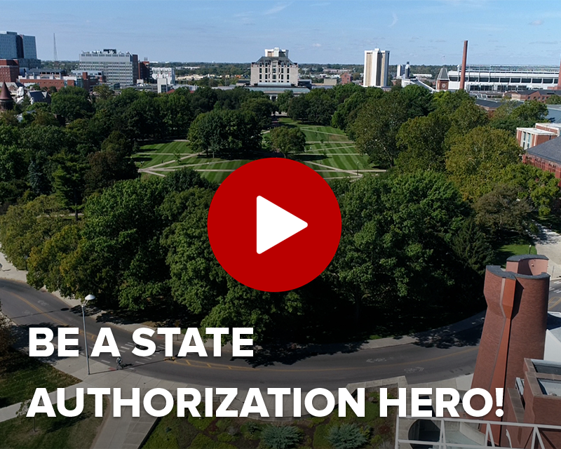 Thumbnail of State Authorization Heroes video